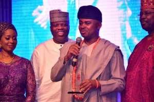 Ghanaian Businessman, Oscar Yao Doe, Wins Award In Nigeria