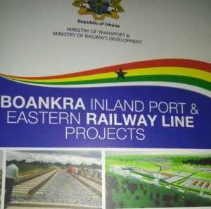 Ghana To Construct A $7.8 billion 1,400 KM Railway Network