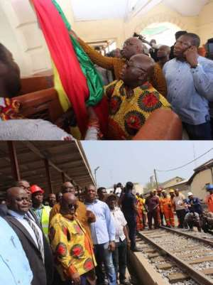 Ghana's Rail Sector To See Major Transformation
