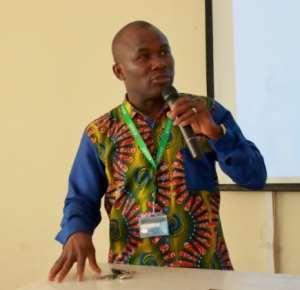 Professor Twumasi Appointed New DG Of NSA