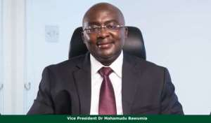 Drones For Health Delivery Is A National Priority - Bawumia