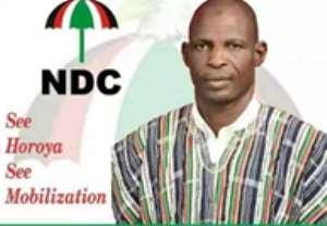 Hon. Ismaila Ali Horoya, NDC Gt. Accra Regional Zongo Caucus Coordinator
