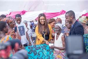 Pay attention to aged, especially women – Jackie Appiah urges
