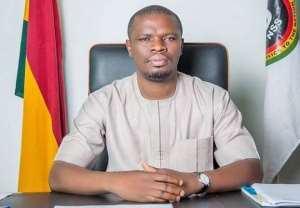 Executive Director, Ghana National Service Scheme(NSS),Ussif Mustapha