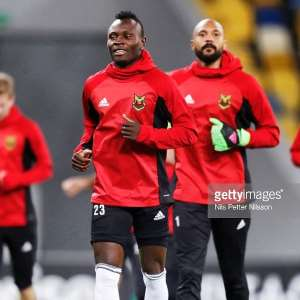 Ostersunds FK Defender Samuel Mensah Keen To End The Year On A Winning Note