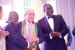 Chairman Of Interplast Wins Expatriate CEO Award