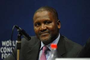 Dangote Is The Only African In Bloomberg 50 List Of 2017 Most Influential People
