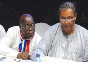 President Akufo-Addo Leads NPP To Remember Jake