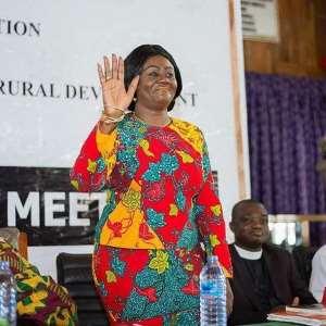 Lawyer Barbara Oteng Gyasi