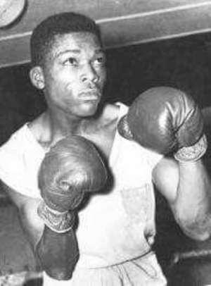 Clement Ike Quartey 1960 Olympics silver medalist