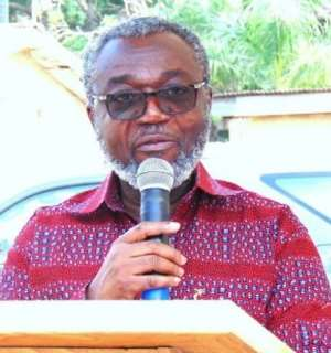 Boldly Demand Your Rights - Ghana Health Service Boss