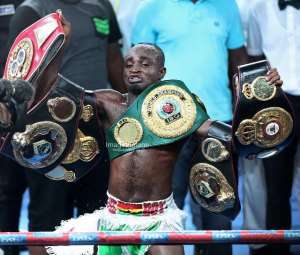 Three Boxing Experts Back Controversial Barnor Decision