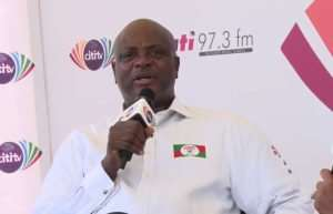 NDC flagbearer Race: Kojo Bonsu Throws-in the Towel