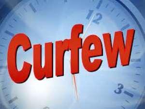 Kpatinga Curfew Renewed