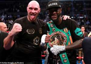 Deontay Wilder's Rematch With Tyson Fury 'Heading To New York's Barclays Center For April 27 Or May 18'
