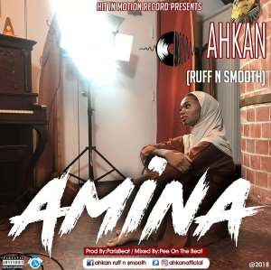 Ahkan (Ruff N Smooth) Drops Amina