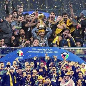 Ghana Defender Rashid Sumaila Wins Crown Prince Cup With Kuwait Side Al Qadsia