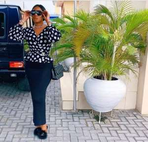 Actress, Chika Ike a Beauty to Behold