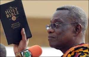 Prsident John Evans Atta Mills