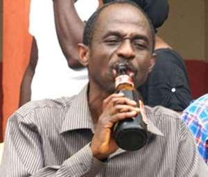 Aseidu Nketia Should Abstain From Alcohol