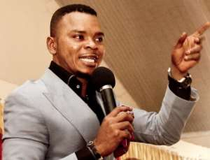 Bishop Obinim releases video to prove his innocence
