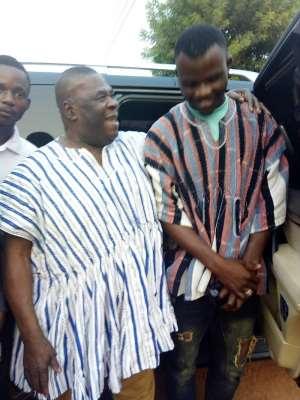 Bugri Naabu Begs NPP Aspirant To Step Down
