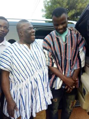 Bugri Naabu Begs NPP Aspirant To Step Down