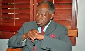 Peaceful Rest, KB Asante (1924-2018)