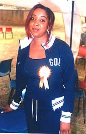 Mrs. Omolara Adeboye