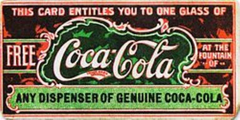 250px19th century cocacola coupon