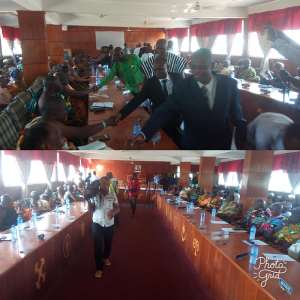 B/A House Of Chiefs Welcome Commission Of Enquiry On Creation Of New Regions
