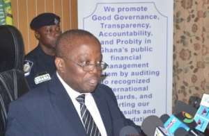 Auditor-General Begs AG; Give Me Power To Prosecute