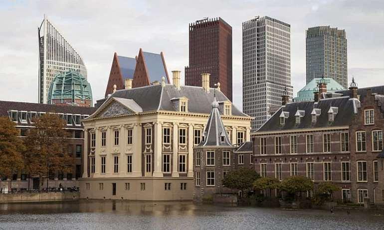 Mauritshuis, The Hague, Netherlands.