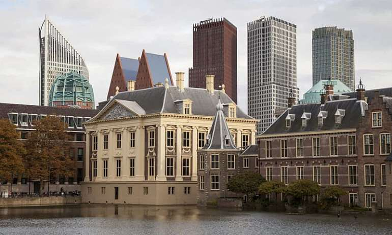 Mauritshuis, The Hague, Netherlands.
