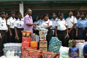 Padre Pio Rehabilitation Centre Gets Support From Fire Service
