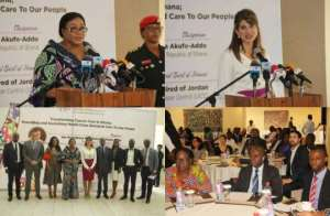 First Lady Wants Proper Financing Ways For Cancer