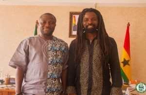Rocky Dawuni Announces Tree Planting Exercise