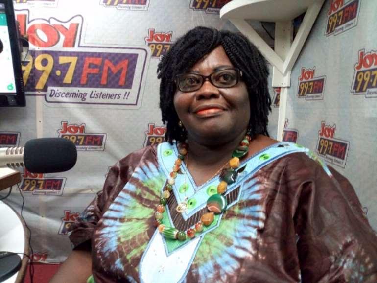 <strong>Prof. Joy Henrietta Mensah-Bonsu, Member of the Commission</strong>