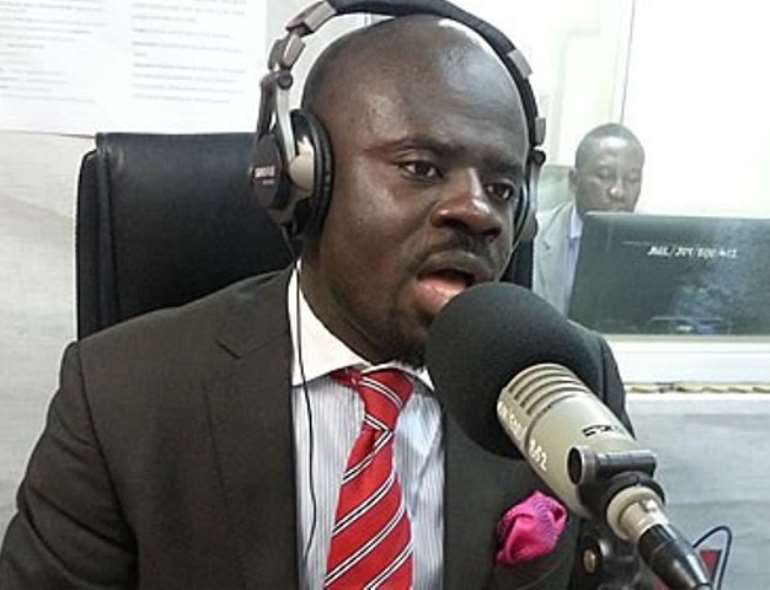 <em><strong>Ernest Kofi Abotsi, is the secretary of the Commission</strong></em>