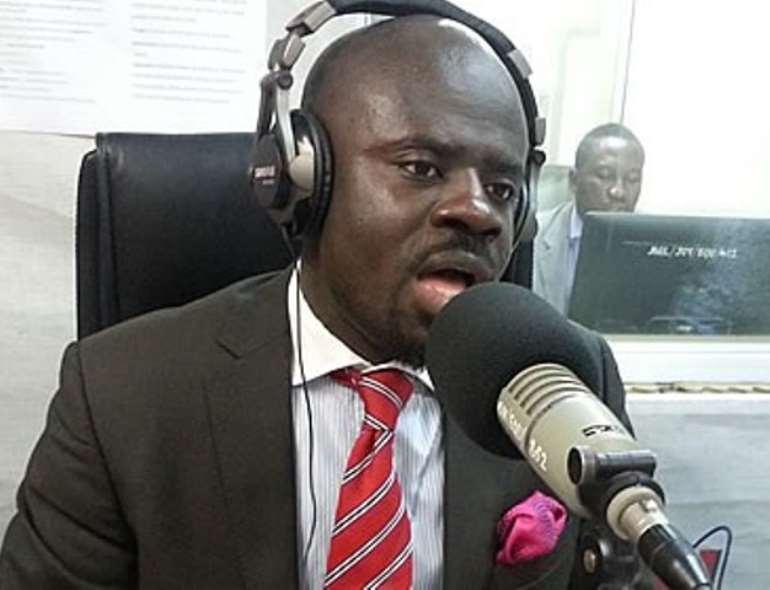 <em><strong>Ernest Kofi Abotsi, is the secretary of the Commission</strong></em>