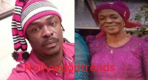 Nollywood Director, Onyeka Ikechi Bereaved as he Loses Mother