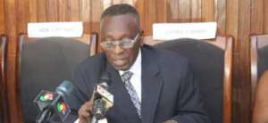 Reliable Information Needed For Creation Of New Regions - Justice Brobbey