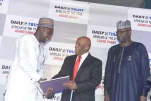 Ghanaian Counter-Terrorist Campaigner Honoured