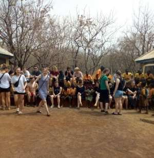 Danish Group Ends Exchange Programme At Dalun