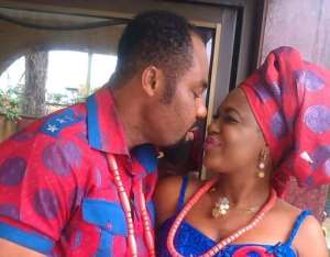 Actor, Moses Armstrong loses Wife to fatal Accident at Lagos-Benin Ore Road