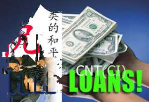 We have no loan for Ghana  - CNT