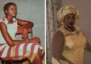 Checkout Actress, Rita Edochie's 1980 Throwback Photo