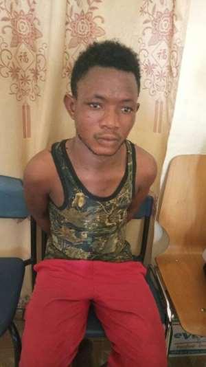 Sodomy: Self Styled Pastor Tears 'Bottom' Of 12-Year-Old Boy Apart
