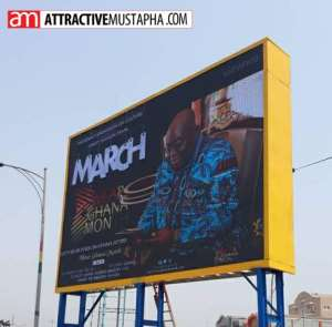 Ceejay Multimedia supports National Commission on Culture 'Wear Ghana Month' with Bill boards