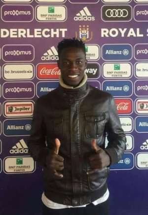 Mighty Jets Left Back Philimon Tawiah On Trial St Belgium Giants Anderlecht